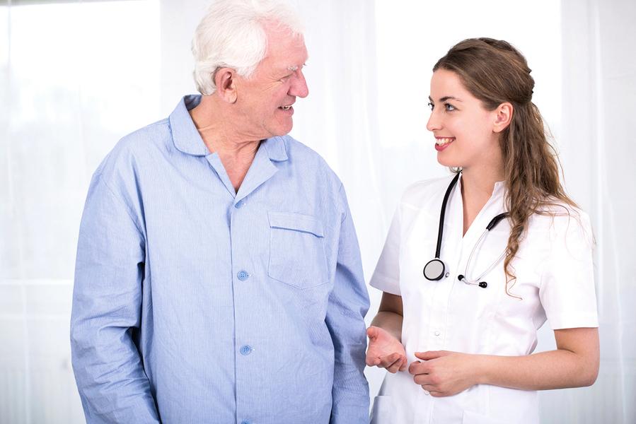 【研究】老年病患看女醫生死亡率較低