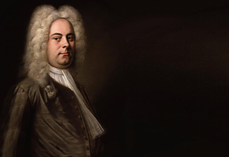 巴洛克歌劇大師 作曲家韓德爾