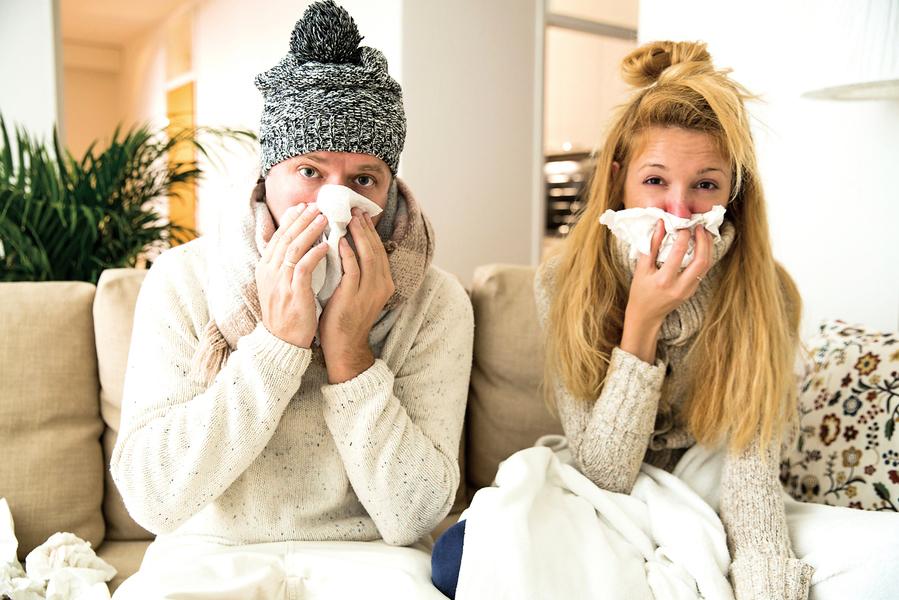實用中醫養生法寶 不讓流感找上你