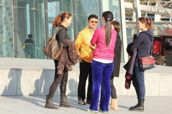 居港的「明天系」掌門人肖建華中國新年之際疑被當局秘密帶返回大陸。(網絡圖片)