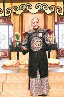 曾偉權演古裝戲重內在  陳自瑤冀事業上有突破