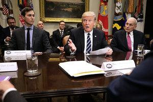 移民行政令是「禁令」?特朗普發推文澄清