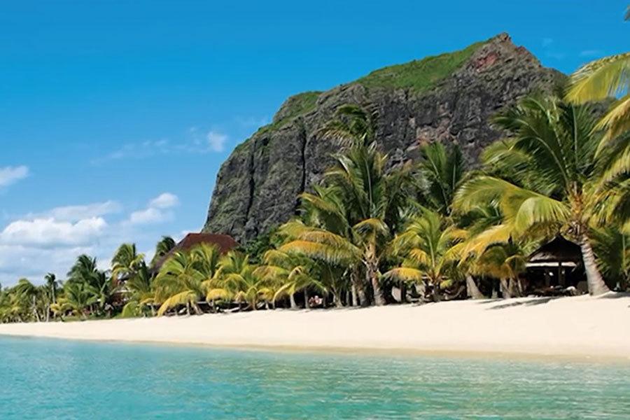 研究證實,30億年前非洲的「失落大陸」,出現在印度洋的毛里求斯島。(研究視像擷圖)