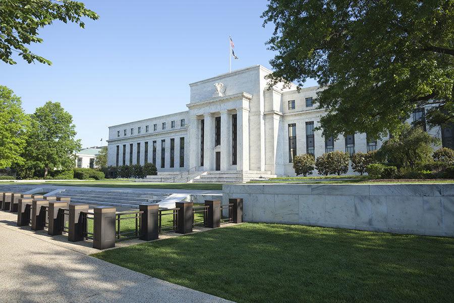 美聯儲結束為期兩天議息會議,2月1日表示不會加息,未來將逐步提高短期利率,但沒有暗示加息的時間點。(Fotolia)