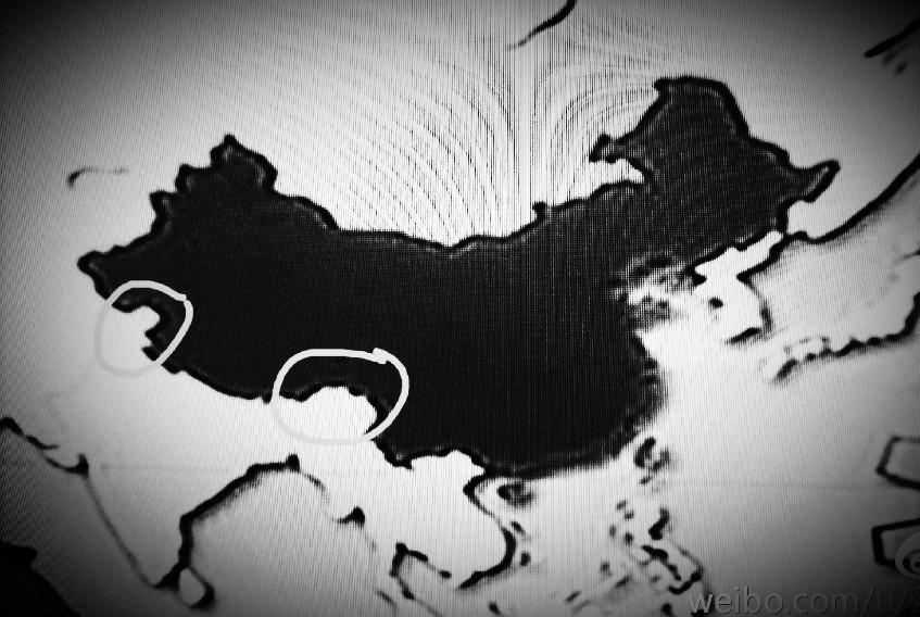 央視宣傳「愛國」卻曝出中共賣國「證據」