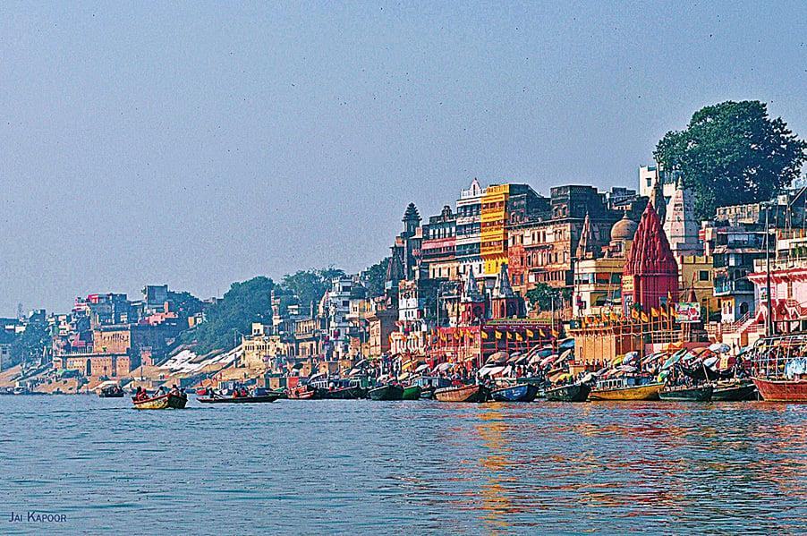 印度歷史名城瓦拉納西。(Miraage.clicks/Flickr)