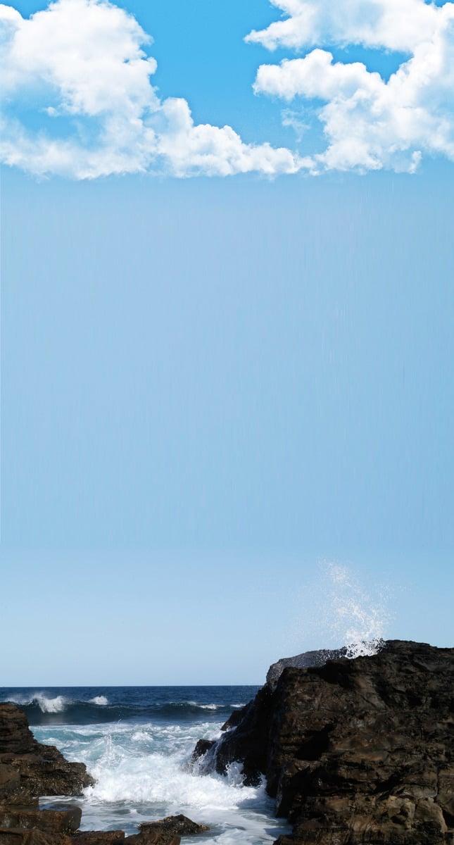 Werri海灘附近的岩石。