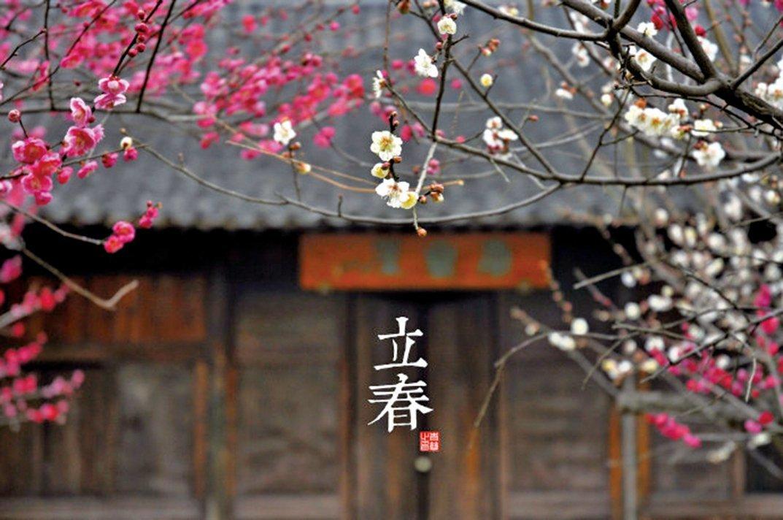 2月3日是二十四節氣的第一個節氣——立春,表示寒冬過去,春天到來,萬物復甦、萬象更新。而這一天恰逢正月初七——「人日」,人類的生日。(網絡圖片)