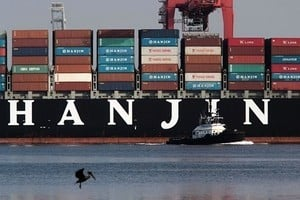 韓最大航運韓進將宣告破產 韓經濟再受衝擊