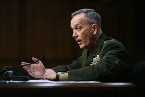 美將領:若美朝開戰 戰火恐蔓延到美國本土