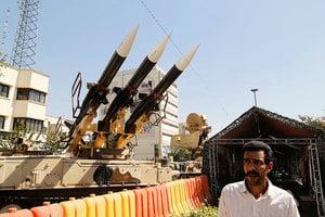 路透:美國將擴大對伊朗實體的制裁