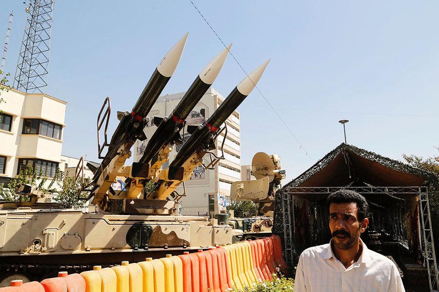 美防長:伊朗是全球支持恐怖主義最大國家