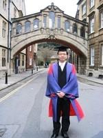 牛津博士的生命探索之路