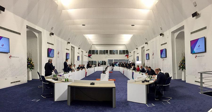 歐盟舉行峰會 「優先考慮跨大西洋關係」