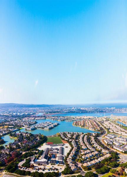 美國灣區城市地產系列 亮麗的湖泊城市——紅木海岸 Redwood Shores(上)