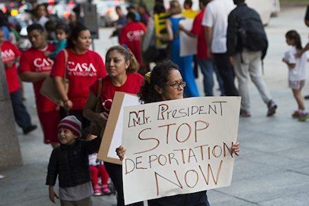 美媒:特朗普或優先驅逐八百萬非法移民