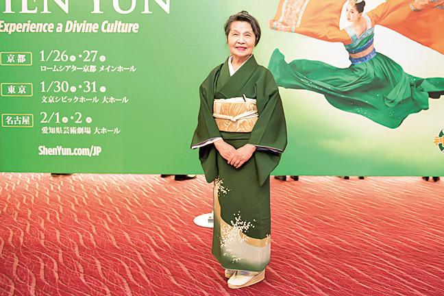 著名茶道流派裏千家東派茶道家大俵宗正,表示「第一次看到那麼美麗的畫面,才知道原來在過去的中國有這樣悠久的文化」。