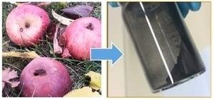 科學家用爛蘋果製高效電池 綠色科技升級