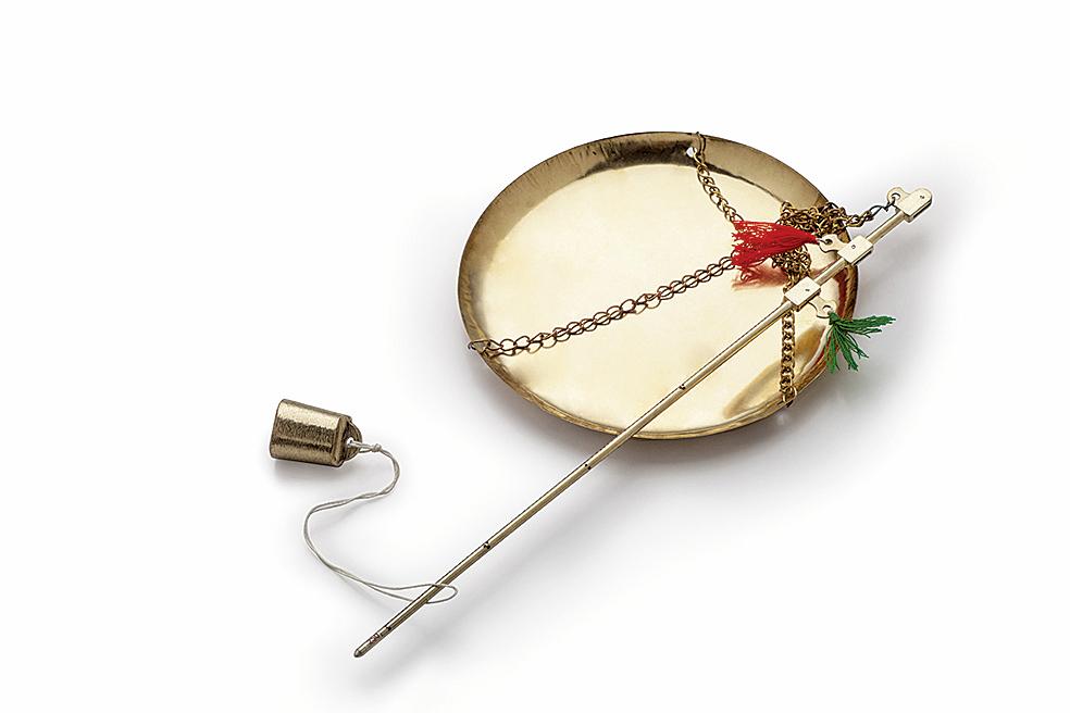 中國傳統桿秤(fotolia)