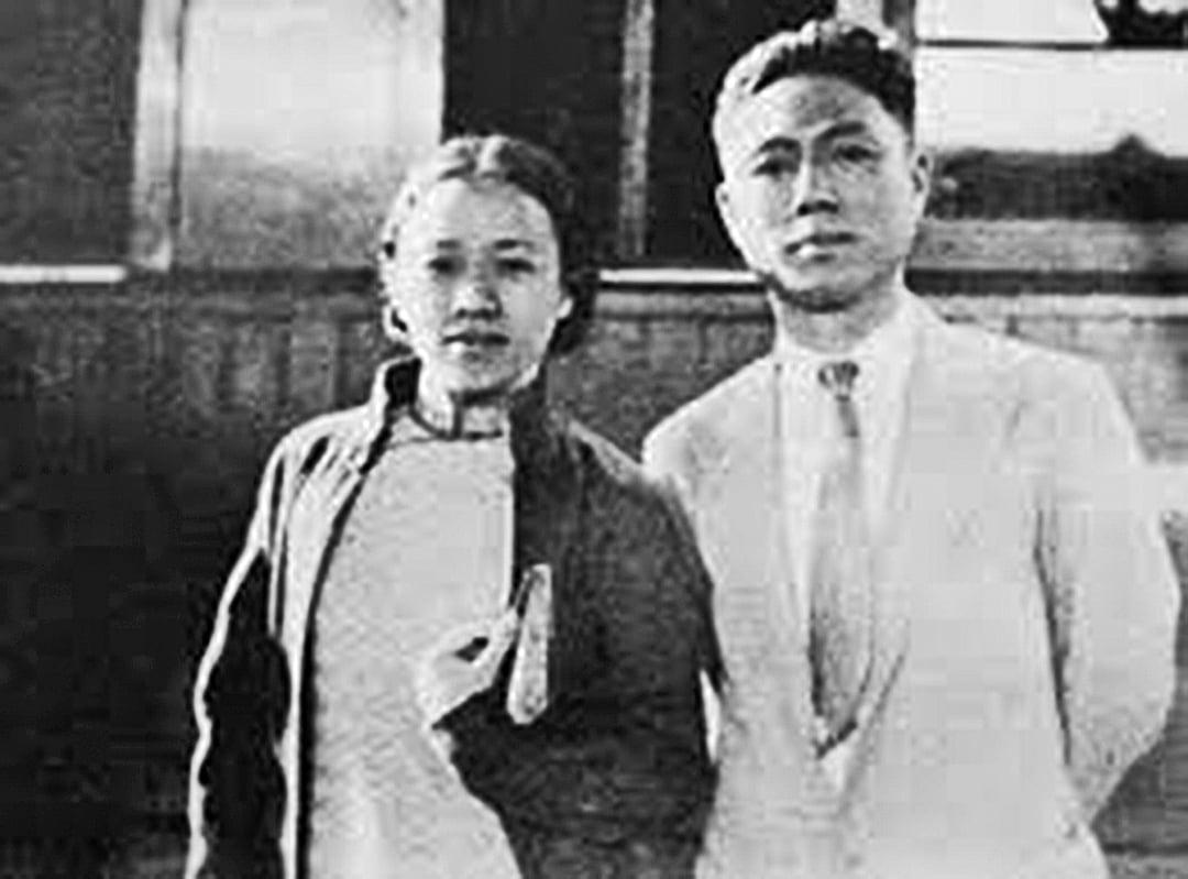 黃萱,又名「黃寶萱」,福建南安人,1951年,有古典文學深厚基礎的黃萱,曾經是國學大師陳寅恪的助手。(網絡圖片)