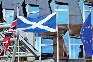 蘇格蘭議員:二次獨立公投幾成定局