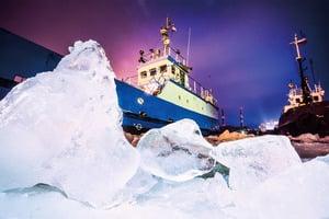 北極驚航(1)