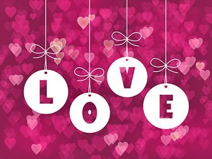 在無私融洽的愛情裏面,所思所為都是為了對方而很少考慮自己的。