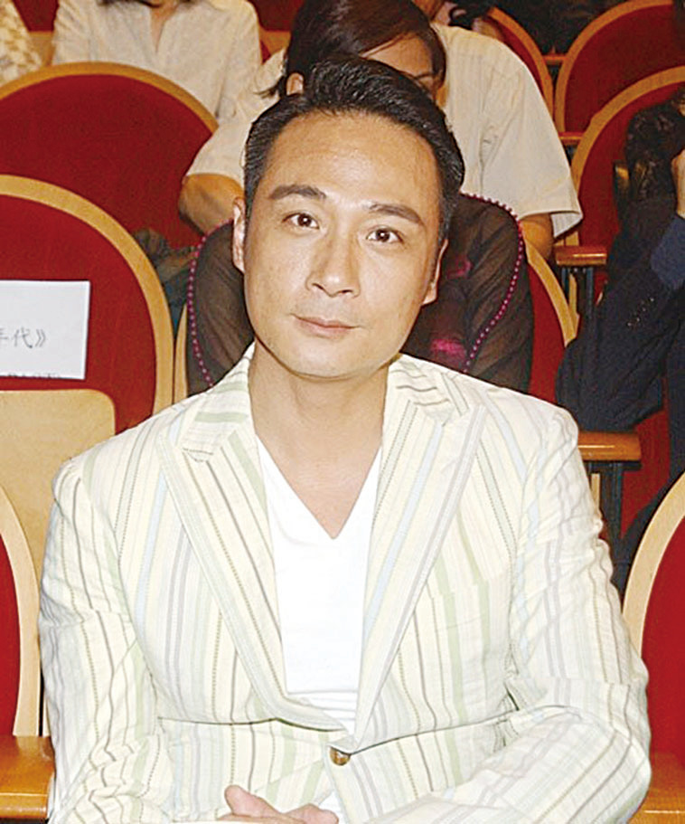 吳鎮宇憑電影《脫皮爸爸》獲提名今屆金像獎影帝。(網絡圖片)