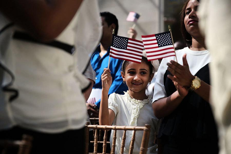 美國會提案大減親屬移民 取消綠卡抽籤