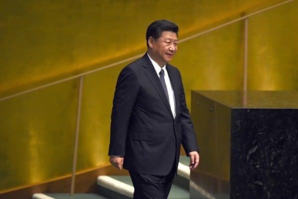 2月13日,習近平向中共全國省部級高官放話:嚴防被利益集團「圍獵」。(Getty Images)