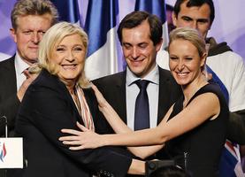 法國選舉風險正浮上檯面