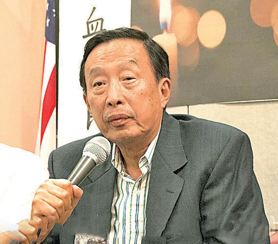 前中共中央軍委秘書長、解放軍總參謀長羅瑞卿大將之子羅宇。(大紀元資料室)