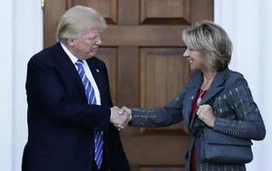 美教育部長提名驚險過關