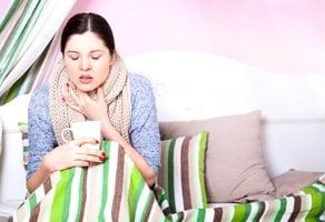 8種天然植物精油治好你的喉嚨痛