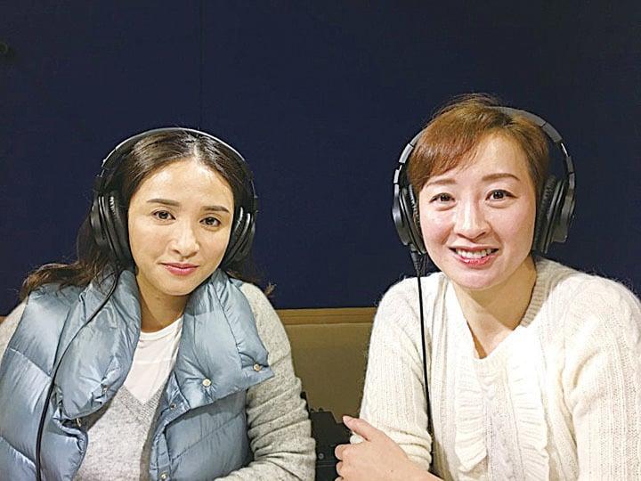 吳婉芳不希望子女加入娛樂圈。(網絡圖片)