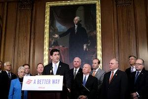 分析:美共和黨稅改方案有望成功