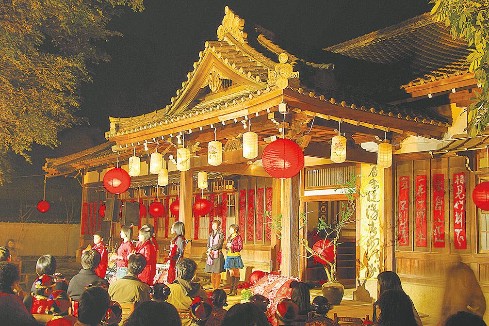 元宵晚會 ( 攝影: 王嘉益 / 大紀元)