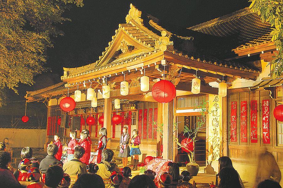【文苑逸事】人格化的元宵燈聯
