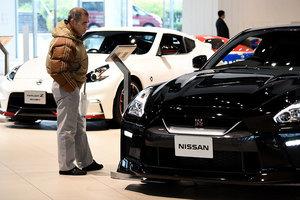 安倍訪美會特朗普 日本汽車業忐忑不安