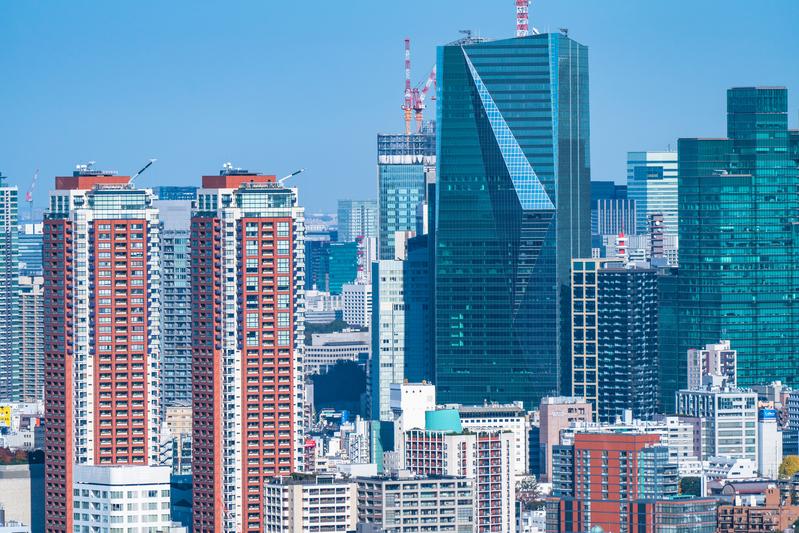去年日本房地產新增貸款創歷史紀錄