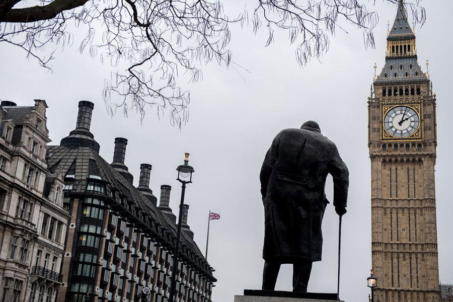 英國政府提出的脫歐議案草案在下議院獲得通過。(Chris J Ratcliffe/Getty Images)