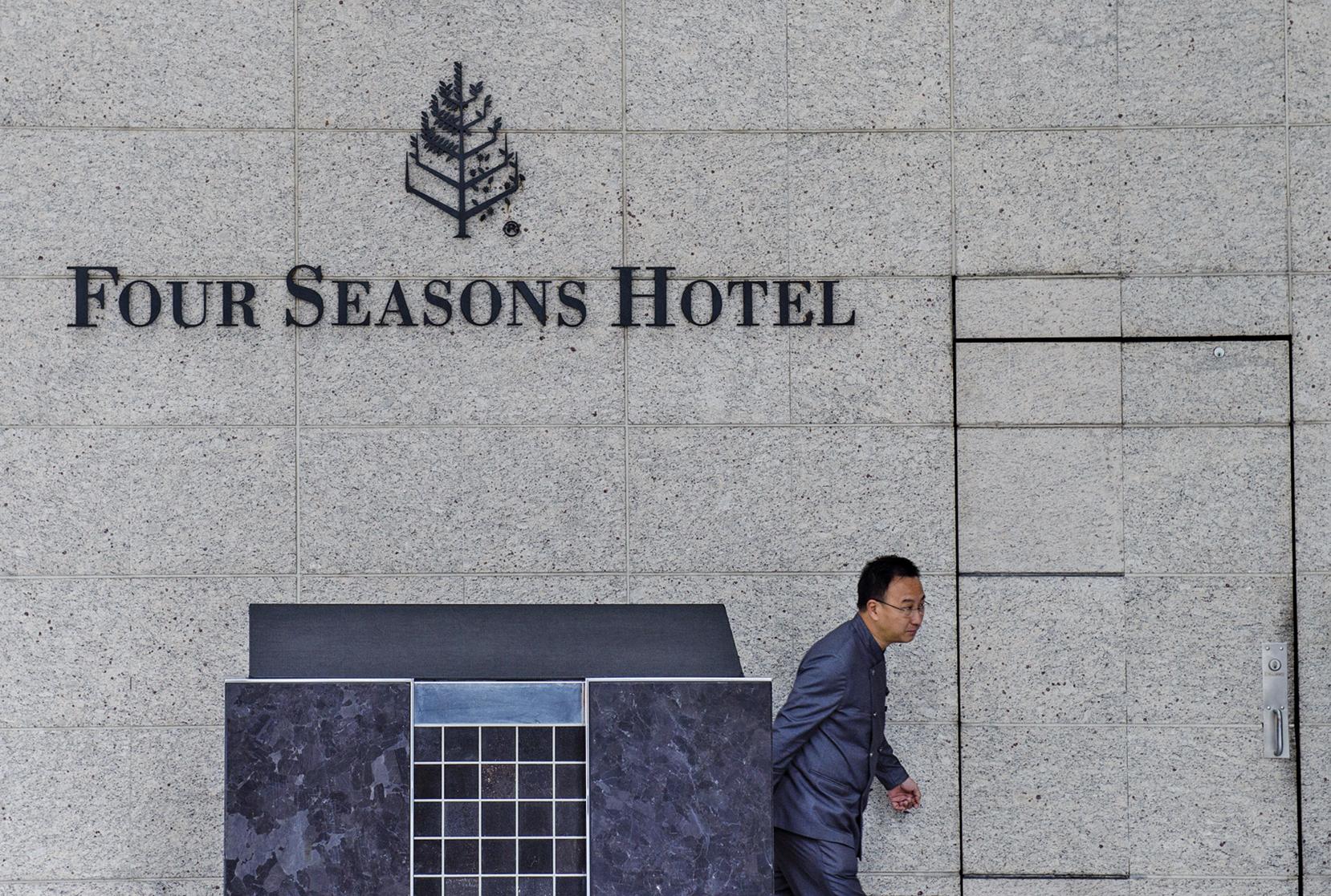 中國億萬富豪肖建華的失蹤讓中國金融領域的大亨們不寒而慄,專家稱背後還有原因。(Getty Images)