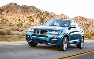 X與M的融合體 2017 BMW X4 M40i