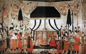 中國古代的聲樂大師