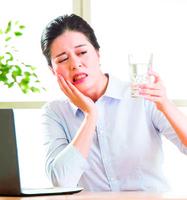 牙齦萎縮‧牙齒敏感問題