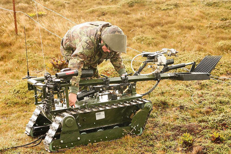 多國啟動人工智能軍備賽 專家警告可怕未來