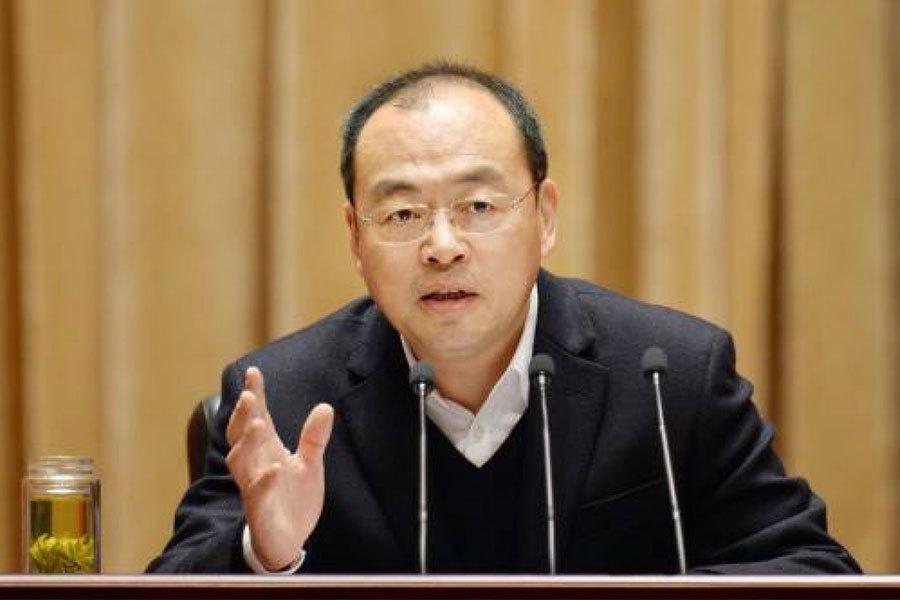 傳雲南省長阮成曾被調查,因「後台很硬」得以逃過。(網絡圖片)