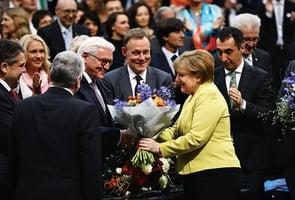 一如預期德外長施泰因邁爾當選總統