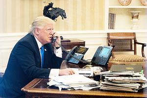 專家解讀特朗普與習通話