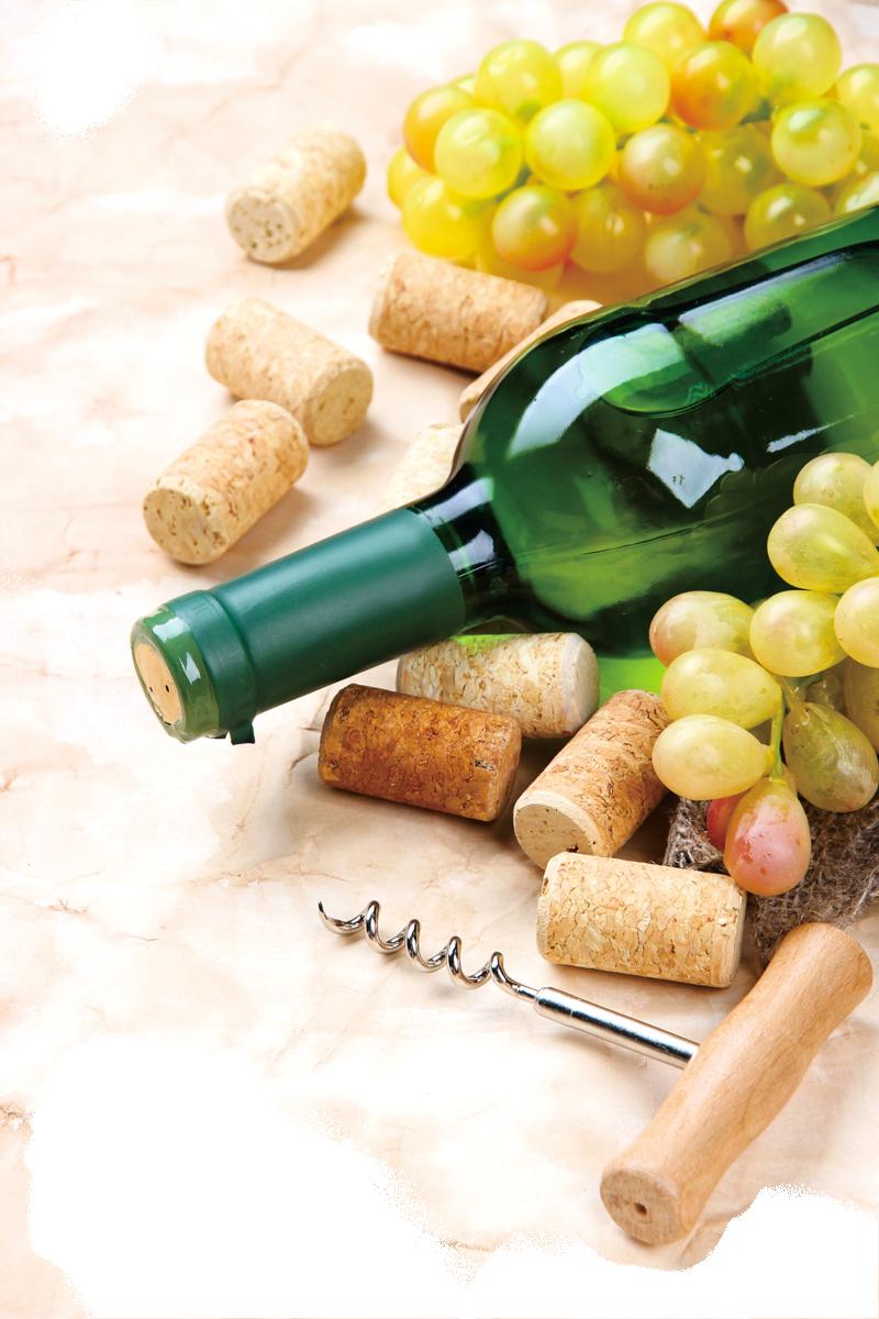 乾白葡萄酒,是派對開胃酒上的上選。